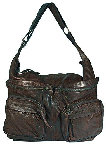 Rodhschild , Sac pour femme à porter à l'épaule Marron coffee marron