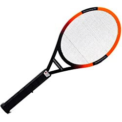 Sourcing4you EX-PRO The Executioner TM PRO - Raqueta caza mosquitos