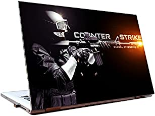 Tamatina Laptop Skins 15.6 inch - Counter Strike Global Offensive - Gaming Skins - HD Quality - Dell-Lenovo-Acer-HP