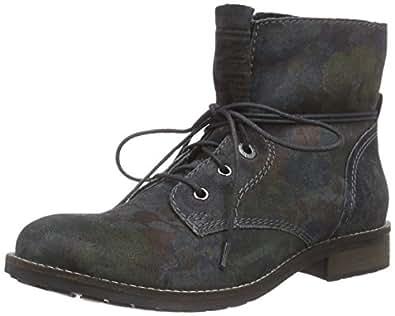 s oliver 25203 damen chukka boots schuhe. Black Bedroom Furniture Sets. Home Design Ideas