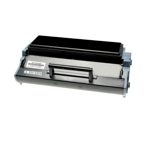 Logic-Seek Toner für Lexmark E321 0012A7305, 6000 Seiten