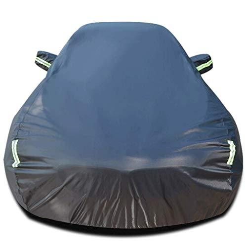 FEE-ZC Copertura per Auto per Uso Generale, Copertura per Auto, Quattro Stagioni, antigelo, Copertura per Auto Protezione Auto (Colore: A3 Due scatole)