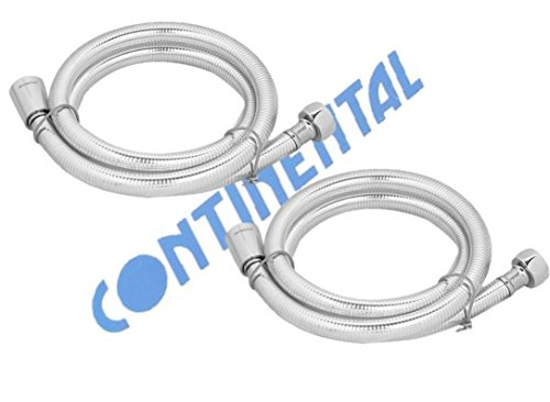 Continental™ PVC Tube 1 Mtr / Metre for Health Faucet / Shower- Pack of 2  available at amazon for Rs.229