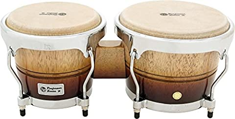 LP Performer Bongos Vintage Fade Chrome