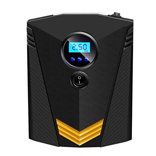 Voiture Pompe gonflable d'urgence Voiture extérieure spéciale Mini Portable 40 Minutes 30 secondes peut être remplie avec 12V Ligne Longueur 3 M