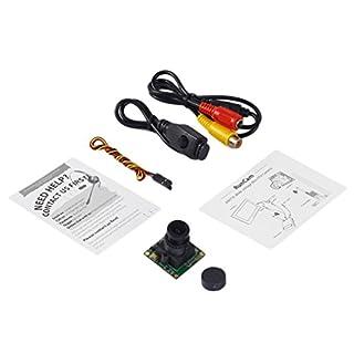 Bangcool PZ0420M L28 600TVL Sport Kamera FPV Kamera Breite Spannung Mini Schwarz Aktion Kamera