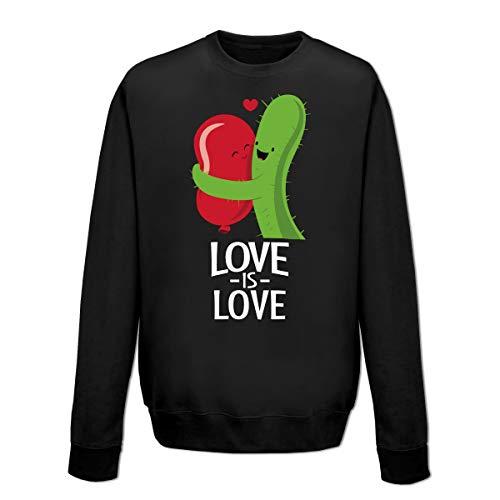 ve Cactus and Balloon Sweatshirt by ()