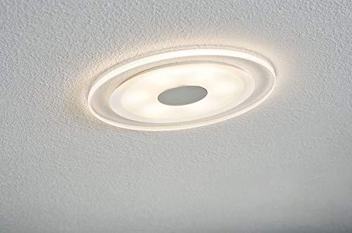 Paulmann Einbau-Leuchten Set Premium Weiß - 6