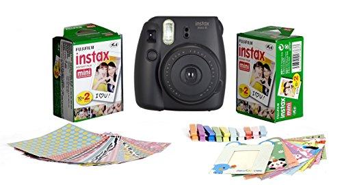 Fujifilm Instax Mini 8 Bundle Box (Pink)