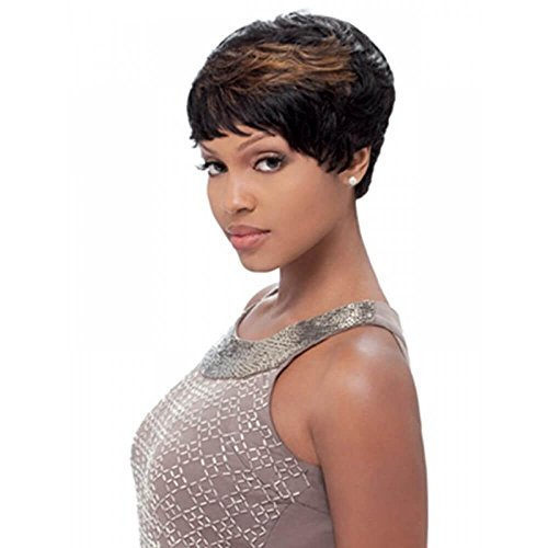 Extension corte per capelli, realizzate al 100% con capelli umani brasiliani, con chiusure e retine interne