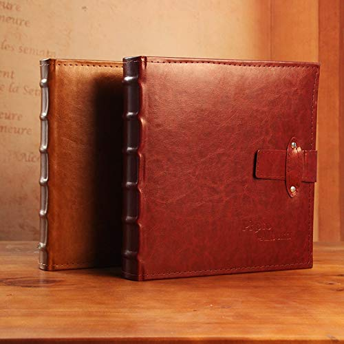 Uniqus Photo Album Photo Album Leather Large Capacity Paper Core 7 5r 200 Commercial Photo Album