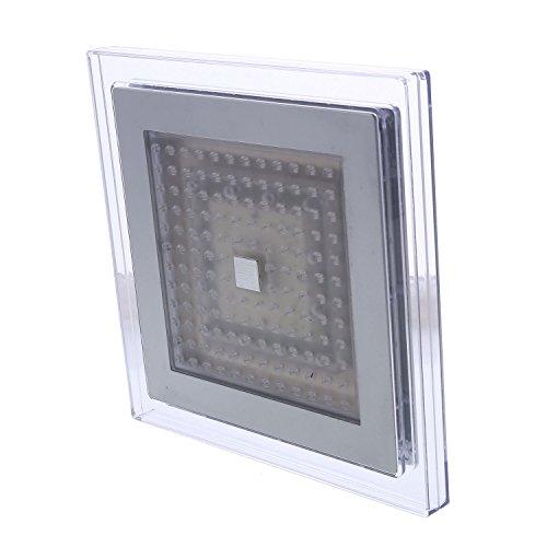 ESTAR-LINE® Große LED Duschkopf Regenbrause 7 Farben - 4