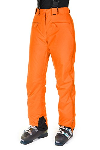 Völkl Team L Pants Full Zip Bright Orange 42