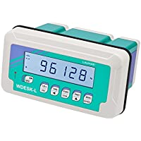 LAUMAS WDESK-L INDICADOR DE PESO IP67 (para pesaje y dosificación)
