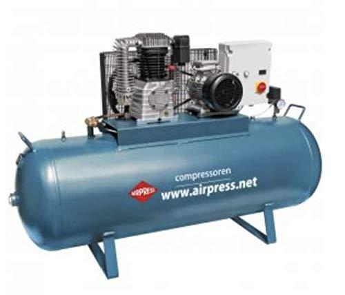 Compresor de aire comprimido, 7,5 CV, 500 L, K500-1000S