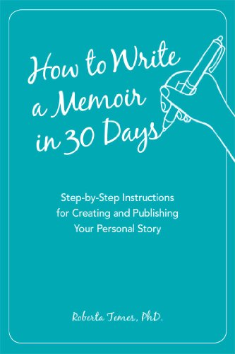 How to Write a Memoir in 30 Days Cover Image