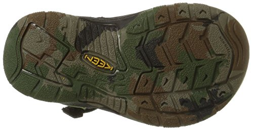 Keen Newport H2, Sandales Bout Fermé Mixte Enfant Vert (Crushed Bronze Green)