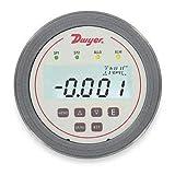 Dwyer digihelic Serie DH3Differenzdruck Controller, Standard Range 0-5
