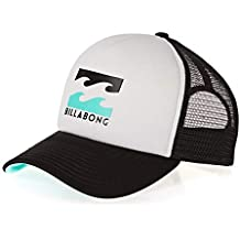 BILLABONG Gorra Trucker Podium Negro-Blanco