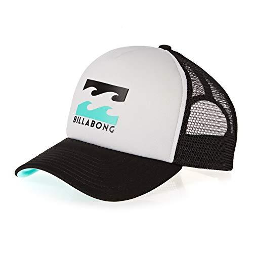 BILLABONG Podium Trucker Cap - Schwarz-Weiß - Einstellbar -