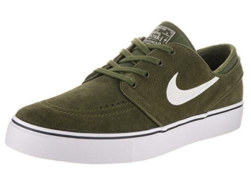 Nike  333824 026, Sneakers homme Legion Green/White Black