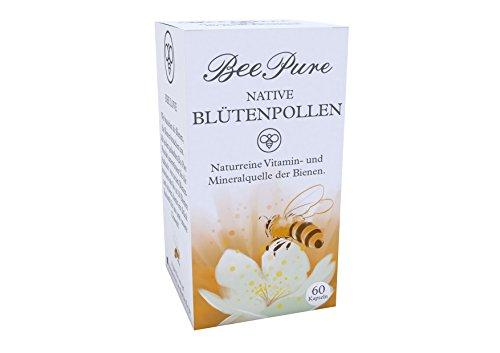 Bee Pure Blütenpollen-Kapseln