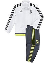 adidas Jungen Trainingsanzug Real PR Suit I