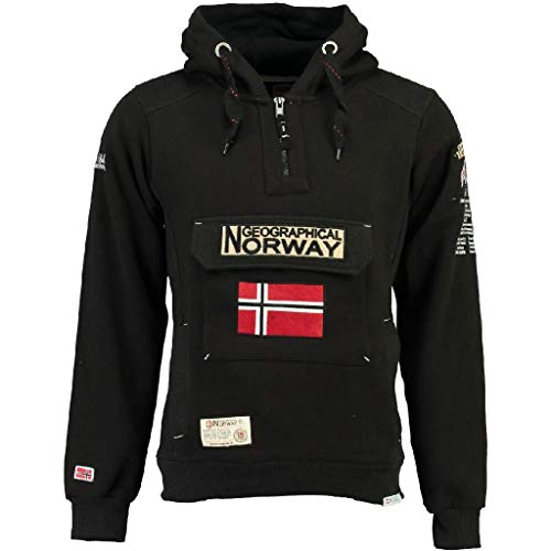Geographical Norway Sudadera DE NIÑO GYMCLASS