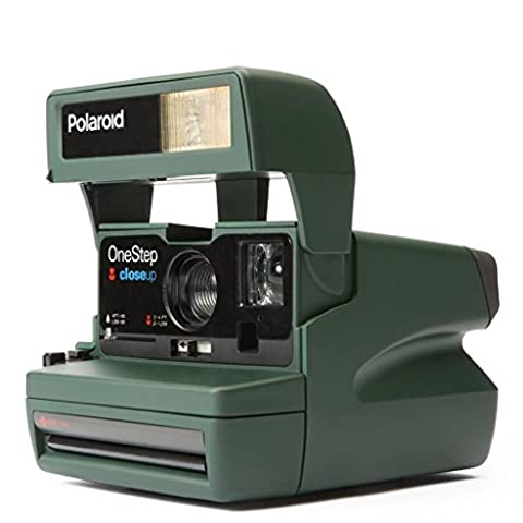 Impossible 4600 Polaroid 600 Filmen Sofortbildkamera One Step Close up
