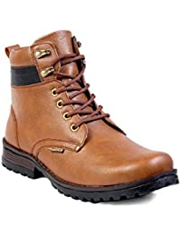TG Stylish Casual Boots For Men Brown