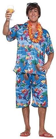 Hawaiian Suit. Male XL size