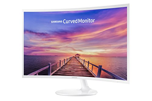 Samsung C32F391 32 Inch Curved LED Monitor White Gloss Products