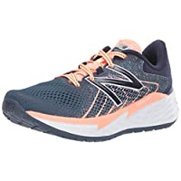 New Balance Women's Fresh Foam Evare V1 Running Shoe, Pigment/Vintage Indigo, 12 W US