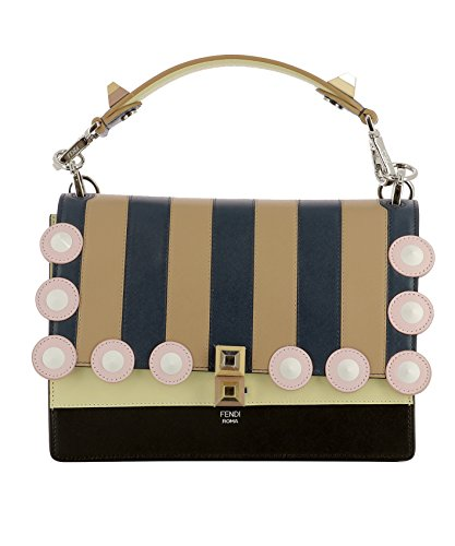 Fendi-Womens-8BT2830Y7F0X93-Multicolor-Leather-Handbag