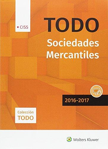 Todo Sociedades Mercantiles 2016-2017