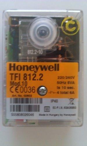 Preisvergleich Produktbild Honeywell/Satronic Brennersteuergerät TFI812.2 Mod. 10
