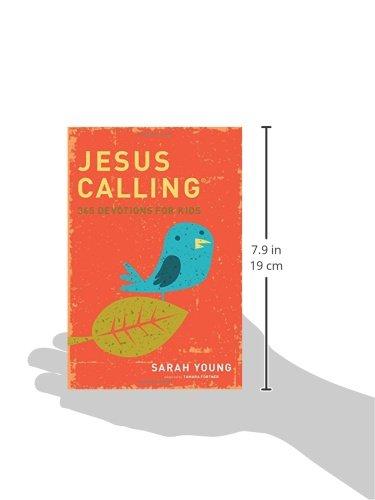 Jesus Calling: 365 Devotions For Kids (Jesus Calling (R))