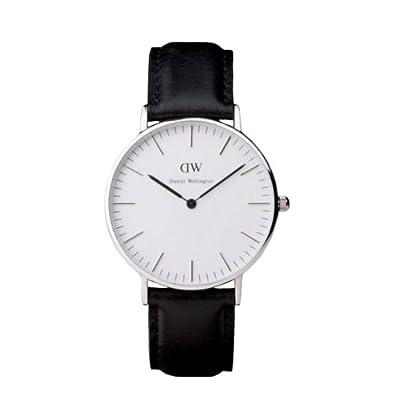 Reloj Daniel Wellington para mujer de cuero blanco de Daniel Wellington