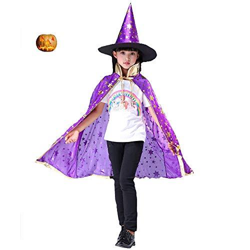 YN Kinder Halloween Umhang Männer und Frauen Performance -