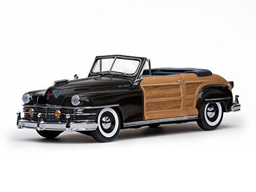 sunstar-6141-chrysler-town-country-cabriolet-1948-echelle-1-18-gris