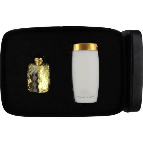 david-yurman-set-eau-de-parfum-spray-and-body-lotion-and-leather-case-by-david-yurman