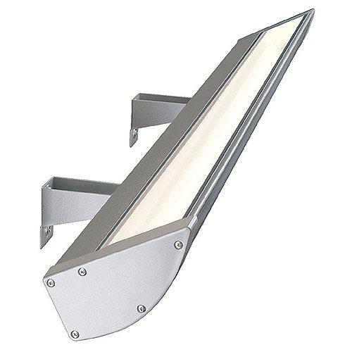 Slv vano wing - Proyector g5/t5 54w gris plata