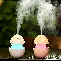 Spaß Ei Mini USB Kühlung Nebel Luftbefeuchter LED Nachtlicht Luftreiniger