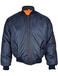 Para hombre MA1 Bomber chaqueta de hípica para niños