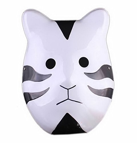 Anime Naruto ANBU Ninja Maske Coole Partei Cosplay Kostüm Zubehör Naruto Ninja Shippuuden ANBU Anmie Cosplay Mask Black Ops Mask
