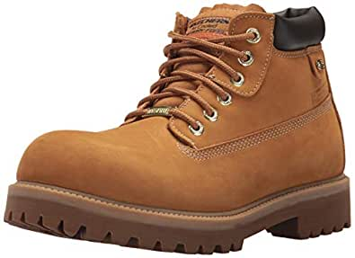 3097179729f3 Skechers Men s Sergeants Verdict Rugged Ankle Boot