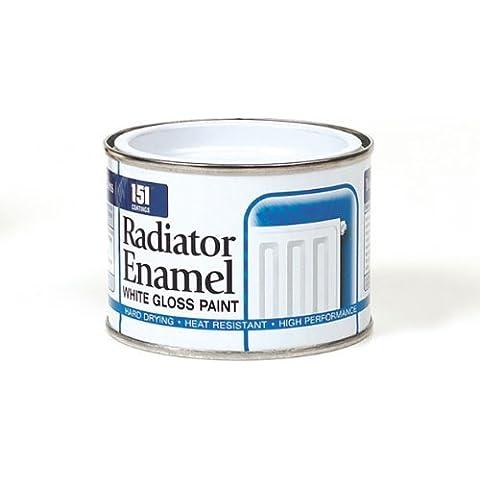 Pittura Per Radiatore Smalto Bianco Lucido Da 180ml