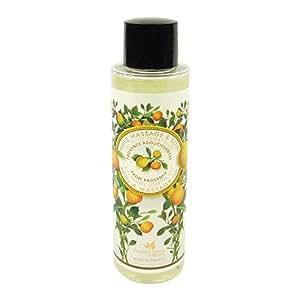 Panier des Sens - 000 72 - Huile Massage et Soin aux Huiles Essentielles de Provence - 125 ml