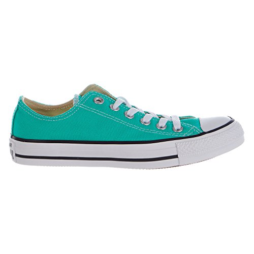 Converse Womens CTAS Ox Menta Canvas Trainers Menta