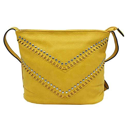 MISEMIYA - Bolsos bandolera Bolsos de hombro Bolsos para mujer bolso shopper bolsos Mujer SR-J570(32...